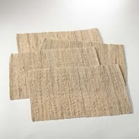 Woven Nubby Placemat (Set of 4)