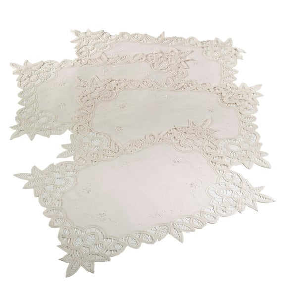 Bianca Battenberg Placemat (Set of 4)