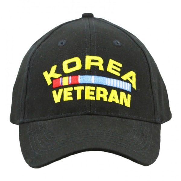 Military Cap Korea Veteran