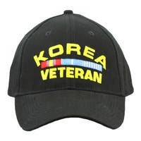Military Cap Korea Veteran
