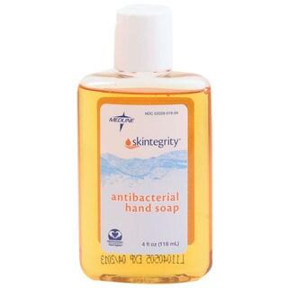 Medline Skintegrity Antibacterial Soap, 4 ounces (Case of 24)