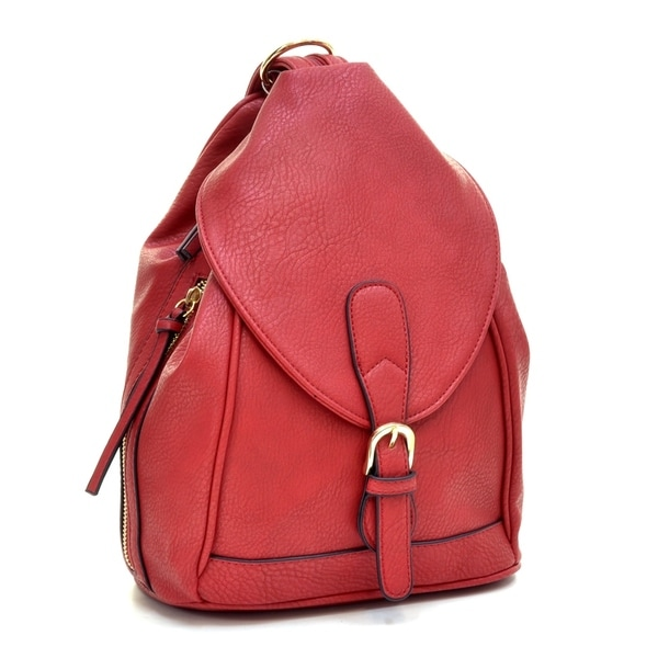 Dasein Classic Convertible Backpack-Paisley Interior