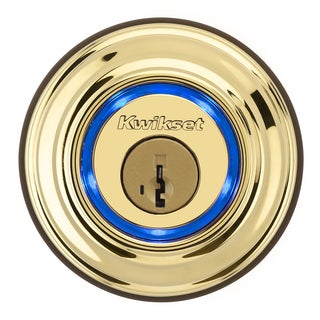 Kwikset 99250-001 925 Kevo 3 Bluetooth Electronic Deadbolt