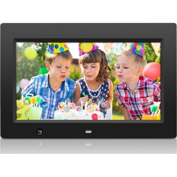 Aluratek 10 inch Digital Photo Frame with Motion Sensor and 4GB Built