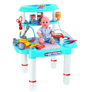 Babies Small Doctor Doll Playset