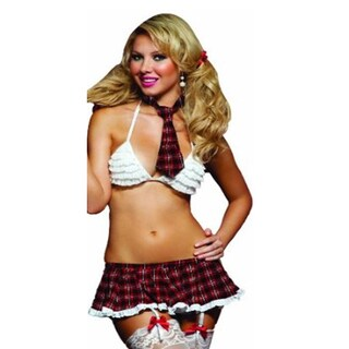 School Girl Costume Set