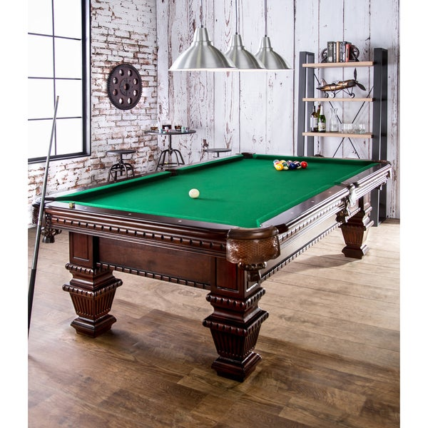 Furniture of america gibbs 8 ft pool table free shipping for 10 foot pool table