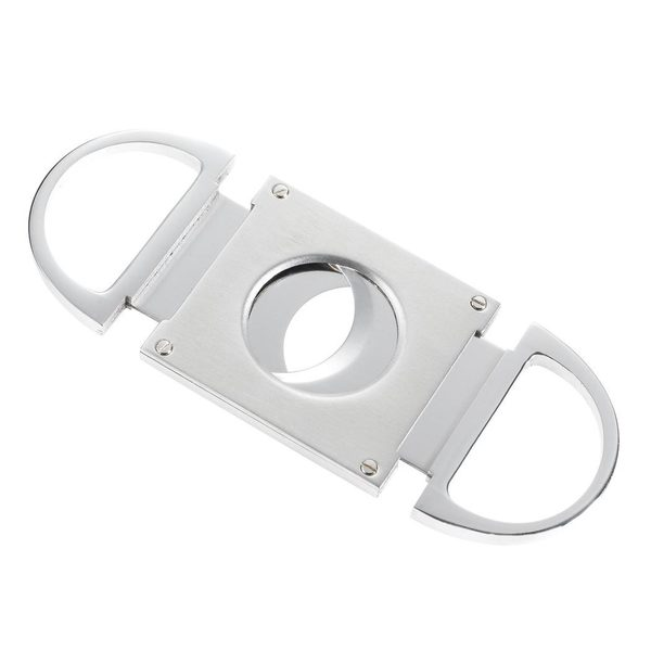 Visol Rayon Stainless Steel Cigar Cutter