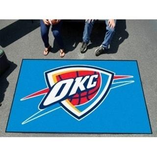 NBA - Oklahoma City Thunder Ulti-Mat 5'x8'