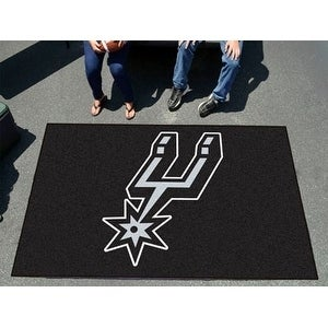 NBA - San Antonio Spurs Ulti-Mat 5'x8'