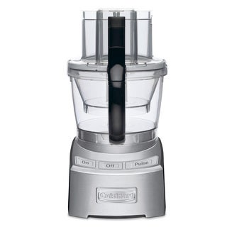Cuisinart FP-12BCN Elite Collection 2.0 Brushed Chrome 12-cup Food Processor