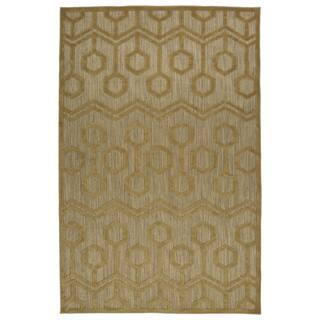 Indoor/Outdoor Luka Light Brown Zig-Zag Rug (8'8 x 12'0)|https://ak1.ostkcdn.com/images/products/10108549/P17248958.jpg?impolicy=medium