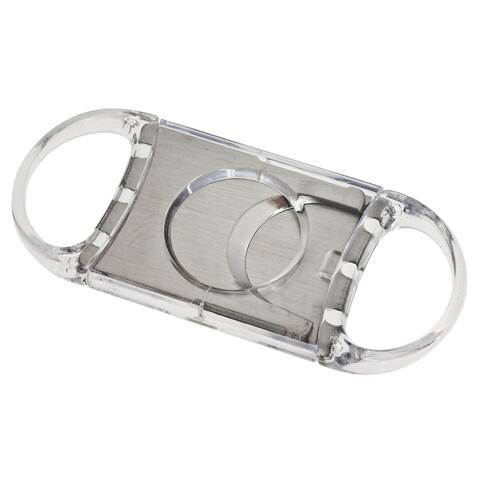 Visol Swift Double Blade Guillotine Cigar Cutter