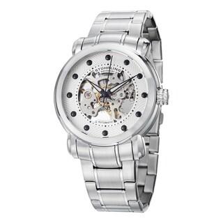 Stuhrling Original Men's Automatic Stainless Steel Bracelet Watch