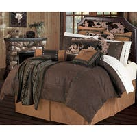 HiEnd Accents Caldwell 5-Piece Comforter Set