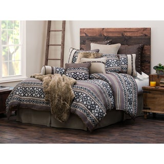 Link to HiEnd Accents Tucson 5-Piece Comforter Set Similar Items in Comforter Sets