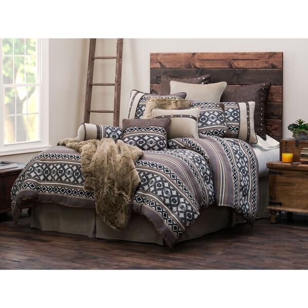 HiEnd Accents Tucson 5-Piece Comforter Set