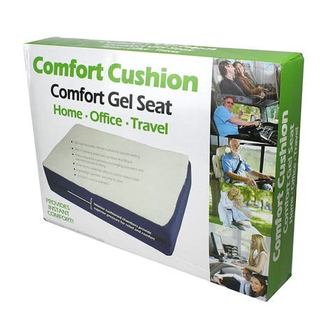 As Seen On TV Gel Foam Memory Cushion