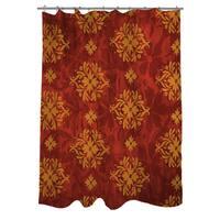 Palms Pattern VI Shower Curtain