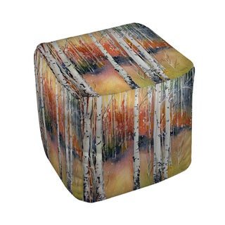 Thumbprintz Colorado Pouf