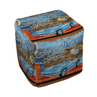 Muscle Cars IV Poufs