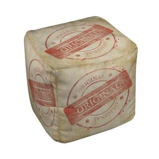 Stamp Original Pouf