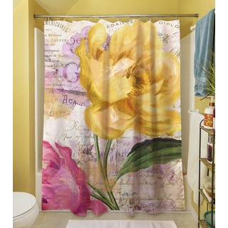 Thumbprintz Sitting Pretty II Shower Curtain