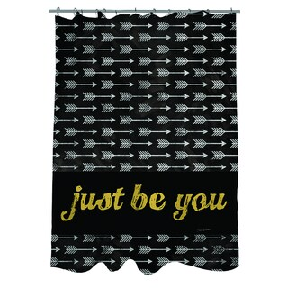 Be You Shower Curtain