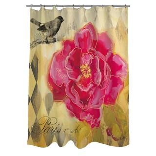Graces Garden Shower Curtain