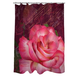 Paris Bistro I Shower Curtain