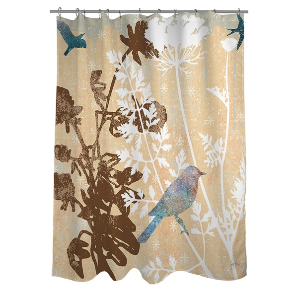 Queen Annes I Shower Curtain