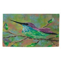 Hummingbird Rug (4' x 6')