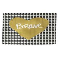 Brave Heart Rug - 4' x 6'