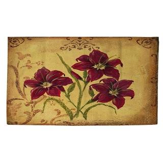 Thumbprintz Crimson III Rug (4' x 6')