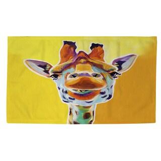 Giraffe No 3 Rug (2' x 3')