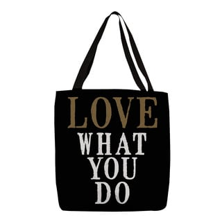 Thumbprintz Love What You Do Tote
