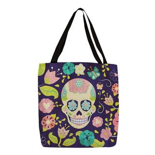 Thumbprintz Sugar Skull Tote