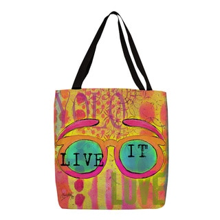 Sunglasses Live It Tote