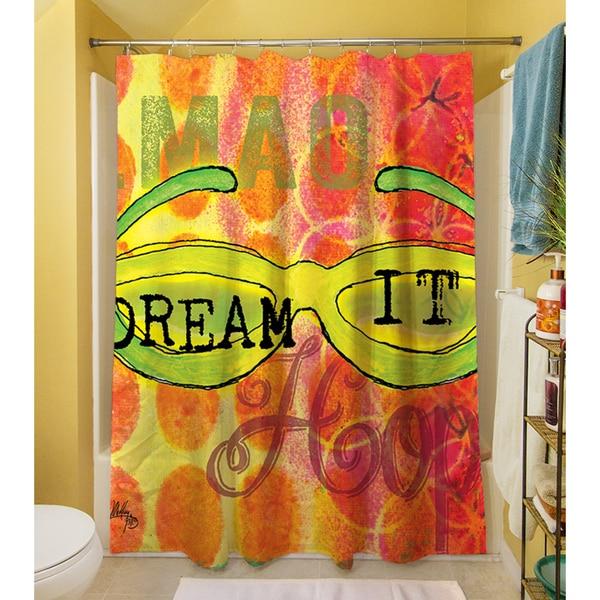Sunglasses Dream It Shower Curtain