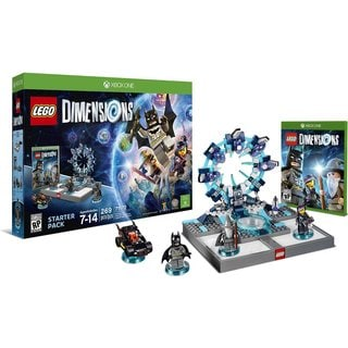 Lego Dimensions Starter Pack-For Xbox One