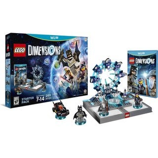 Lego Dimensions Starter Pack-For Wii U