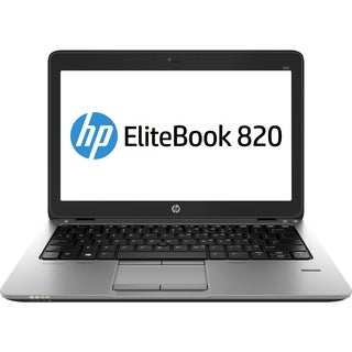 "HP EliteBook 820 G2 12.5"" 16:9 Notebook - 1920 x 1080 - Intel Core i5"