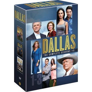 Dallas: Seasons 1-3 (DVD)