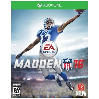 Xbox One - Madden NFL 16