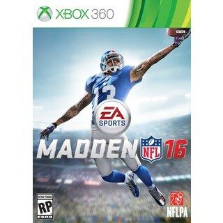 Xbox 360 - Madden NFL 16