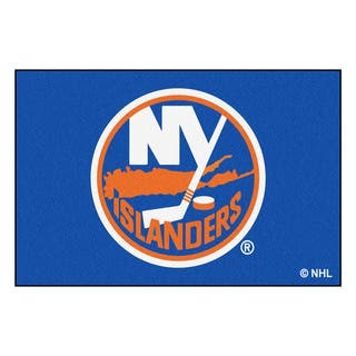 Fanmats Machine-made New York Islanders Blue Nylon Ulti-Mat (5' x 8')|https://ak1.ostkcdn.com/images/products/10110361/P17250217.jpg?impolicy=medium