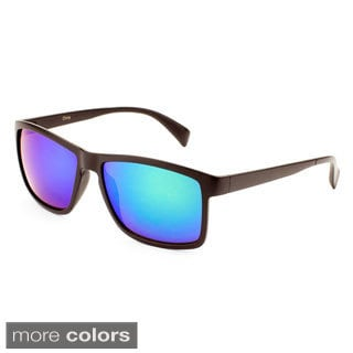 EPIC Eyewear Men's 'Ryan' Rectangle Sunglasses