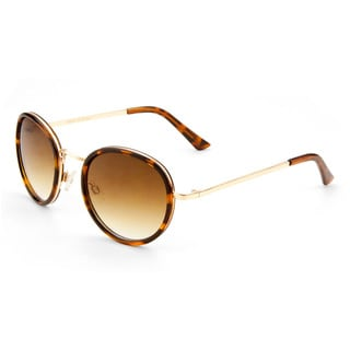 EPIC Eyewear Women's 'Tari' Round Sunglasses