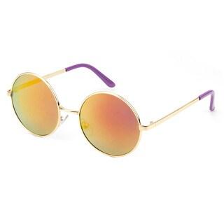 EPIC Eyewear Women's 'Cena' Round Sunglasses