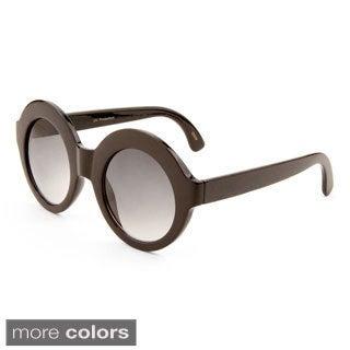 EPIC Eyewear Women's 'Elba' Round Sunglasses